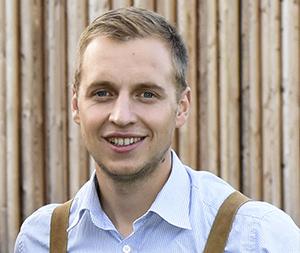 Betriebsführer Matthias Gaissberger