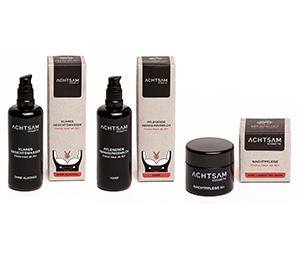 Achtsam Kosmetik Serie-30+-Kartons-und-Tiegel-komprimiert