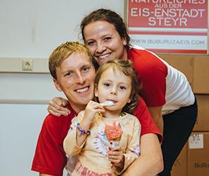 Familie Wimberger Buburuza Eis
