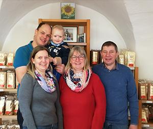 Kammerleithner Buchegger Familie
